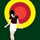 Northern Soul Dancer by modernistdesign