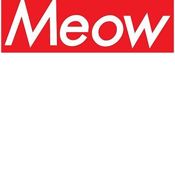 Meow by machmigo