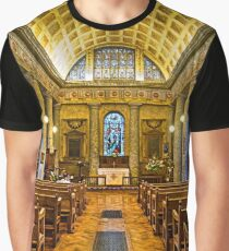 Inside St Lawrence Mereworth Graphic T-Shirt