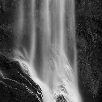 Silver Falls State Park, Oregon by tumbusch