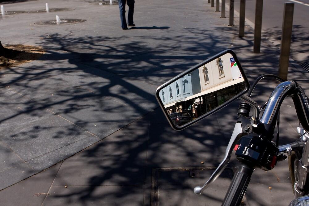 Rearview Mirror by jOsephine Ki Photography
