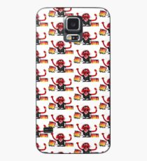 Animal Drummer Case/Skin for Samsung Galaxy