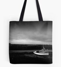 Scene from the South Gare Tote Bag