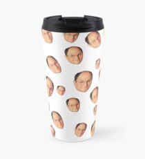 George Costanza Heads Travel Mug