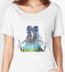 Sword Art Online Women's Relaxed Fit T-Shirt