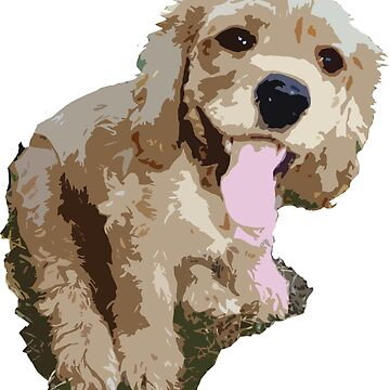 Spaniel Pup Graphic by BlueNorth