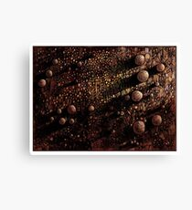 Geology Canvas Print