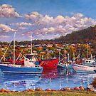 'St Helens, Tasmania' by Helen Miles