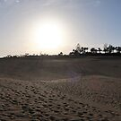 Sand dunes. Gran Canaria by My Simple Adventures