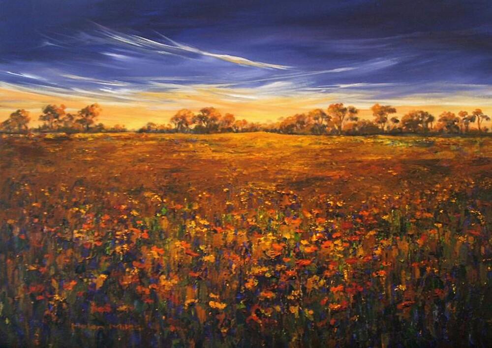 'First Light, Willowmavin' by Helen Miles