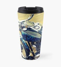 Big bad Bluey Travel Mug