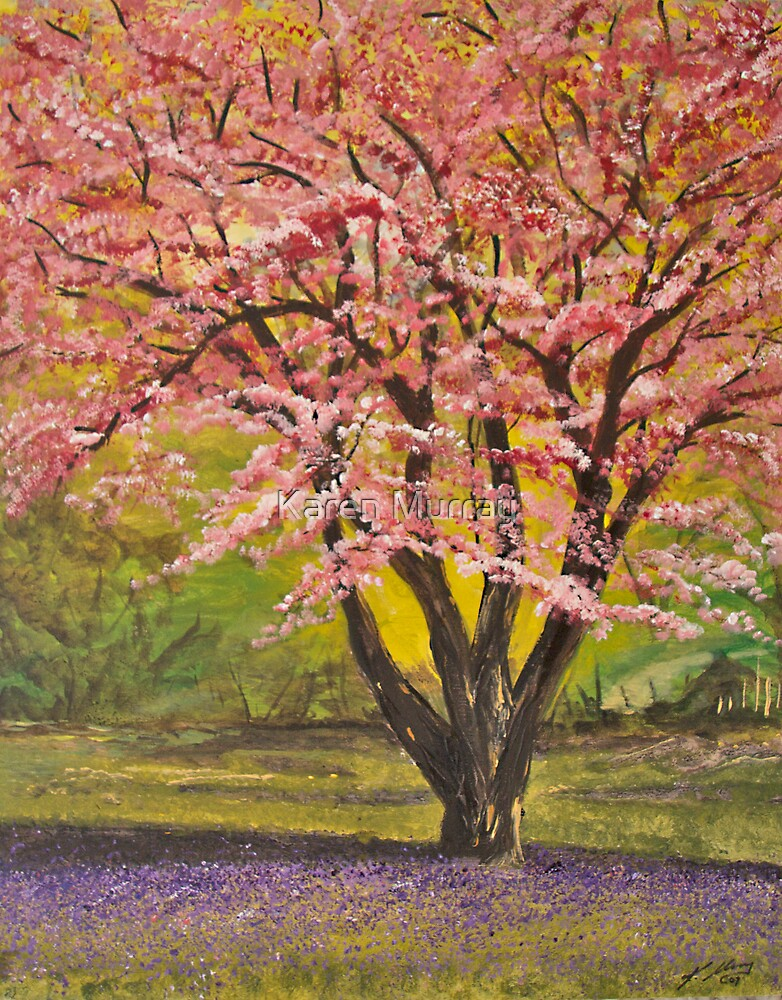 Cherry Blossom by Karen Murray