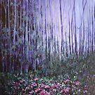 'Spring Mist' by Helen Miles