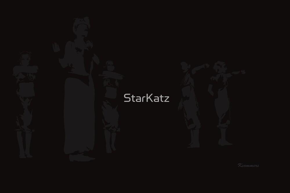 The Genie's by StarKatz