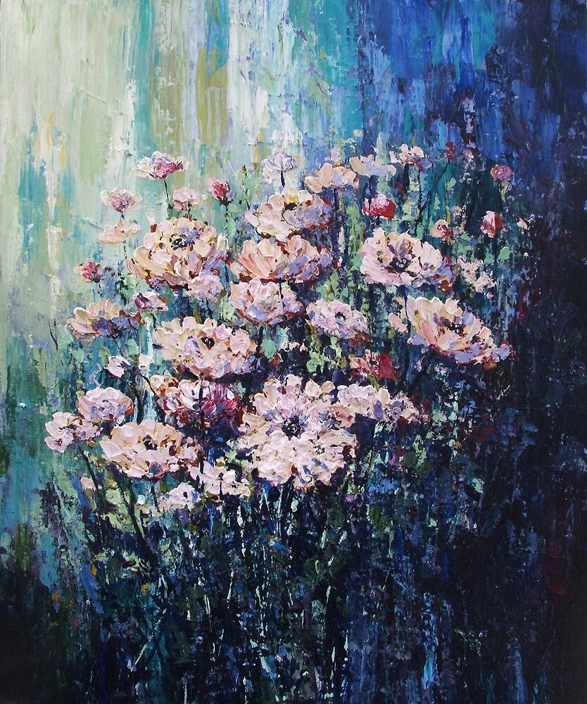 'Nature's Bouquet' by Helen Miles