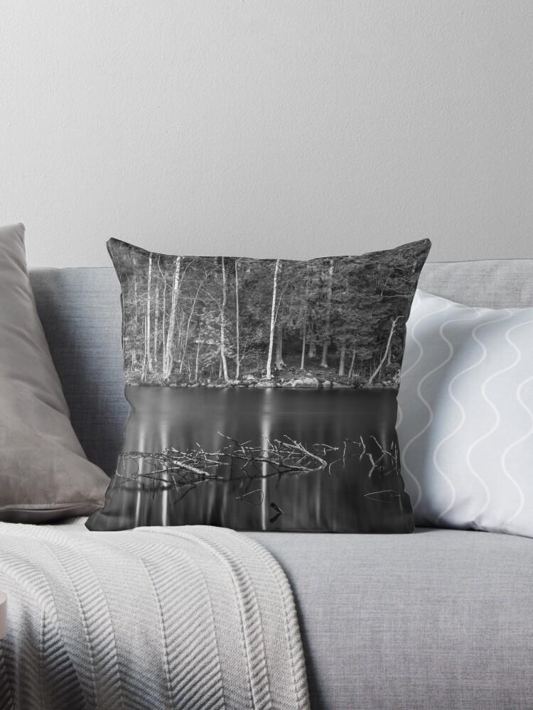 RIBCAGE [Throw pillows] by Matti Ollikainen