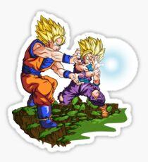 Onda Vital Goku Sticker