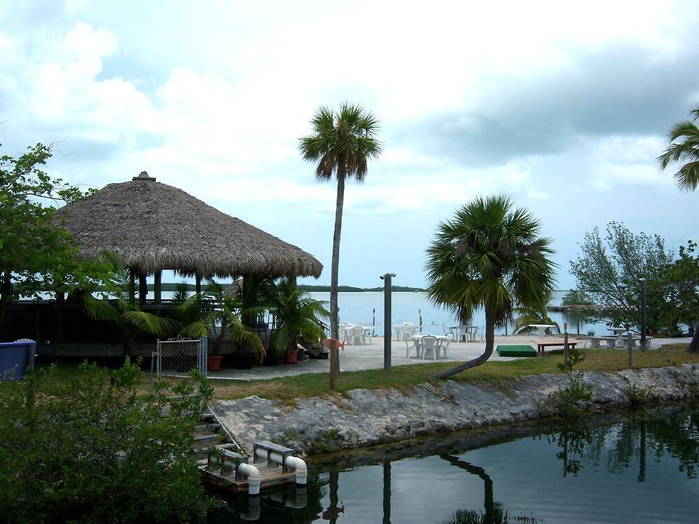 Tiki Hut in the Keys by StudioN