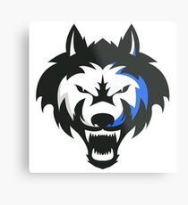 The Direwolf logo only Metal Print