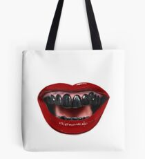 Oh, She's Smiling! Tote Bag