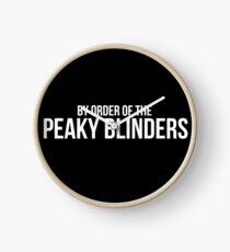 peaky blinders quotes Clock