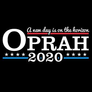 Oprah 2020 by fishbiscuit