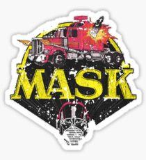 M.A.S.K. Sticker