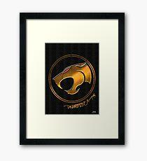 comic thundercats Framed Print