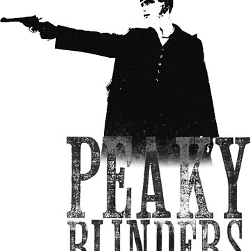 Peaky Blinders Tommy Shelby -Logo by Mojito10