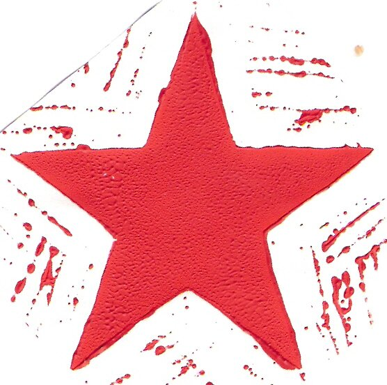 red star by byronC