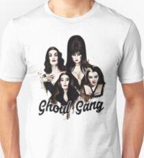 GHOULD GANG - MORTICIA ADDAMS - VAMPIRA - LILY MUNSTER - ELVIRA Unisex T-Shirt