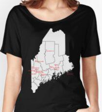 Castle Rock Maine Women S T Shirts Tops Redbubble