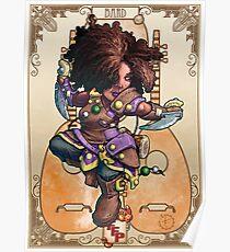 Fitzhywel's Fantastical Paraphernalia: Tiny Bard! Poster