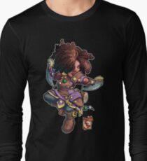 Fitzhywel's Fantastical Paraphernalia: Tiny Bard! Long Sleeve T-Shirt