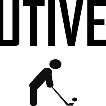 Executive Time Poop, Golf & Sleep Anti-Trump  by almosthillwood