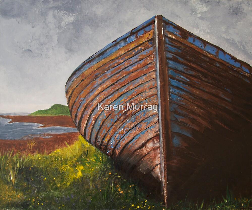 Low Tide by Karen Murray