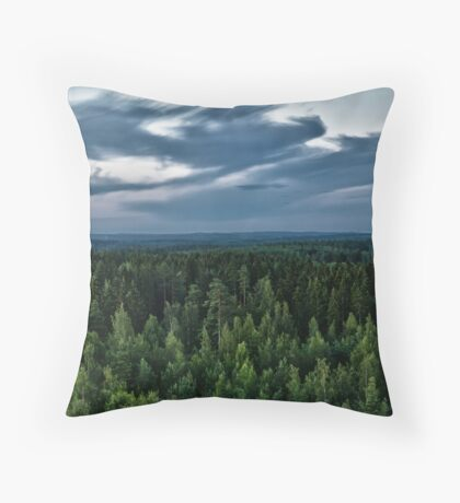 ABOVE ALMOST ALL [Throw pillows] Throw Pillow