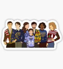 Tight Knit Family Sticker