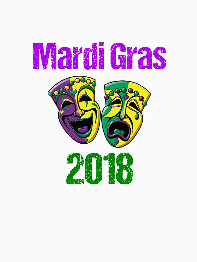 Mardi Gras Delapan By Wuodesigns