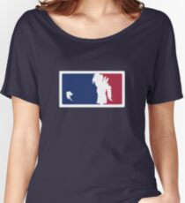Major League Ponies Women's Relaxed Fit T-Shirt