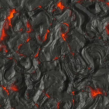 Lava   Hot   Smouldering   Fire by frauenbrauen