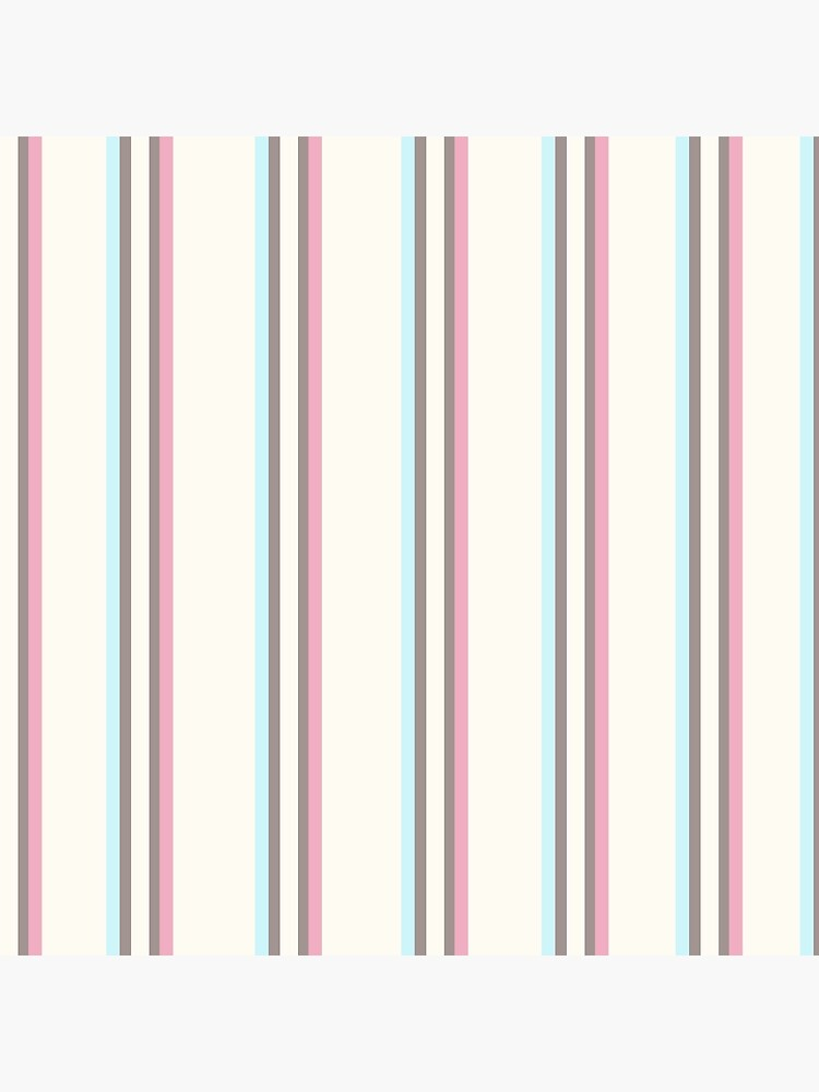 Kawaii Stripe by MeredithWatson