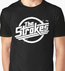 Das Schlaganfall-Logo Grafik T-Shirt