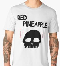 RED PINEAPPLE Men's Premium T-Shirt