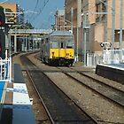 Civic Railway Station, Newcastle. by Phil Woodman