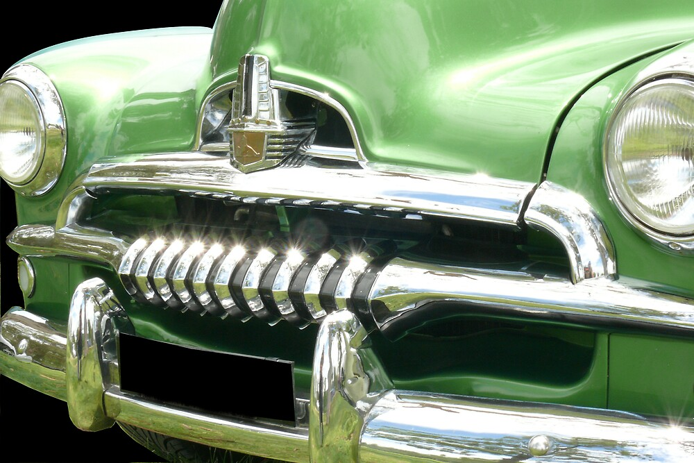 Classic Front End by Keith G. Hawley