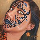 Alice of the Tigers by artbyakiko