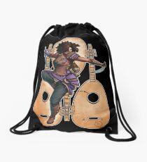 Fitzhywel's Fantastical Paraphernalia: Bard! Drawstring Bag