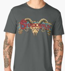 Shadowrun SNES REBOOT Men's Premium T-Shirt