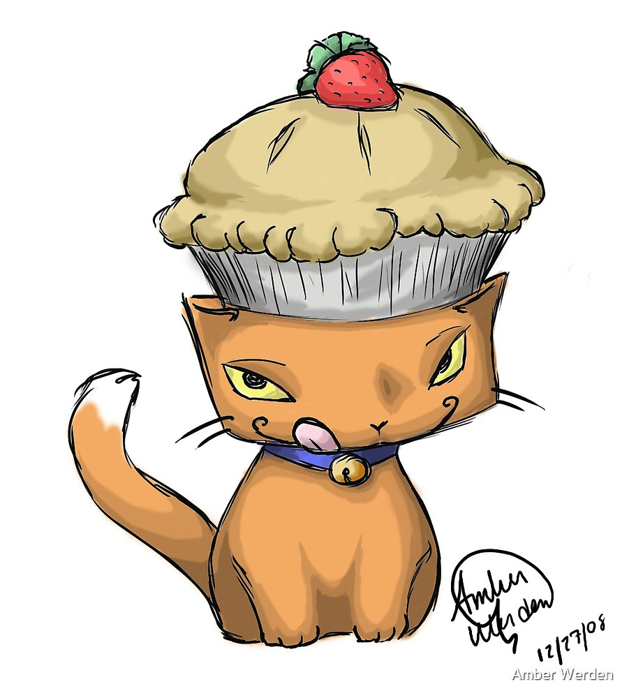 Cats Like Pie by Amber Werden